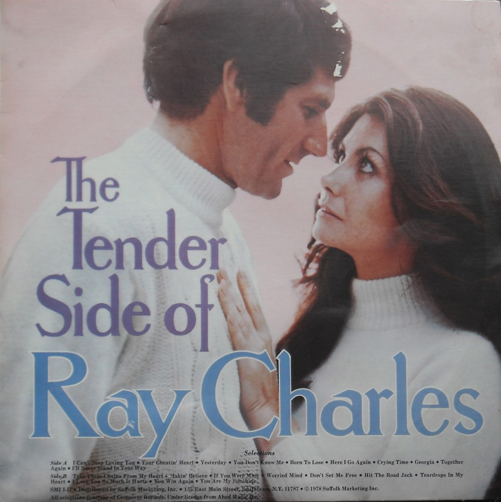 The Tender Side of Ray Charles (front cover)