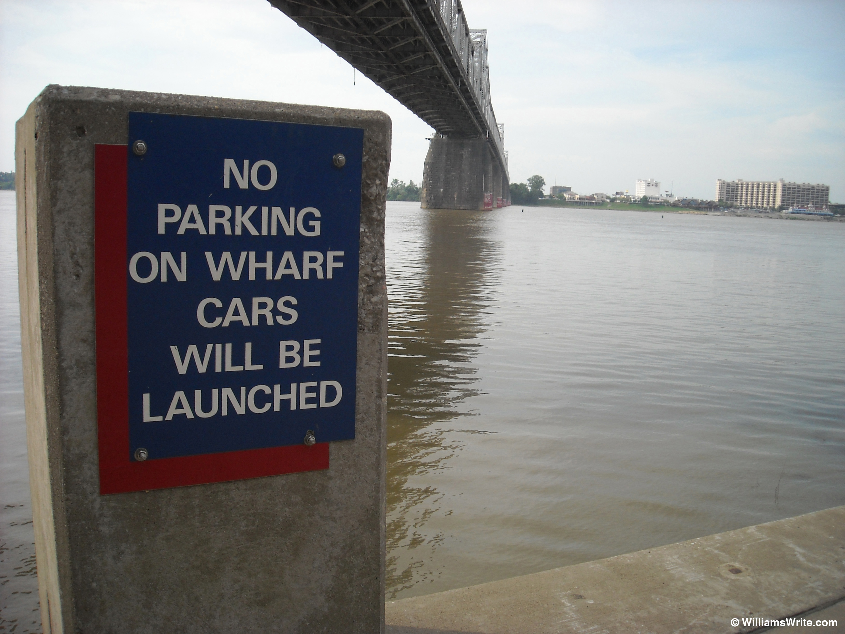 Cars Will Be Launched (Louisville, Kentucky - 8 June 2009)