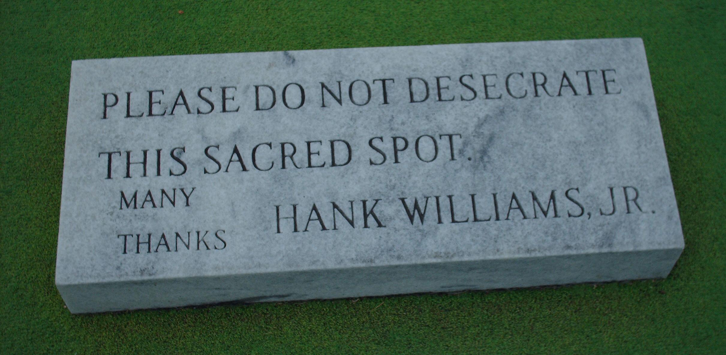 HankSrGravesite_BocephusRequest_2008
