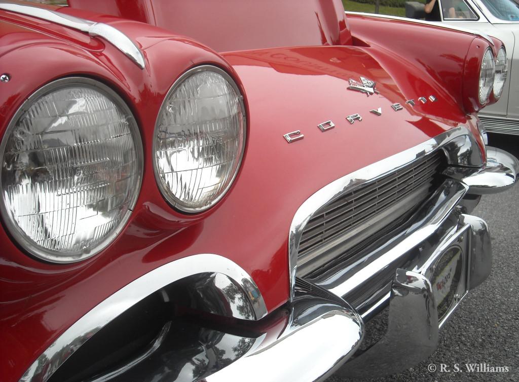 1959 Corvette, 3/4 View